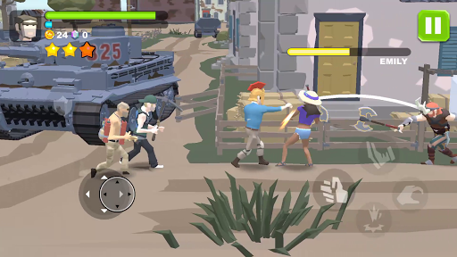Code Triche Rage City: Streets of Gang Fighting & Fury Fighter APK MOD (Astuce) screenshots 5
