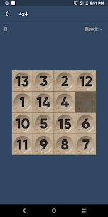 Puzzle 15 12.3 Mod + Data for Android 1