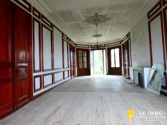 Vente maison 28 pièces 570 m2