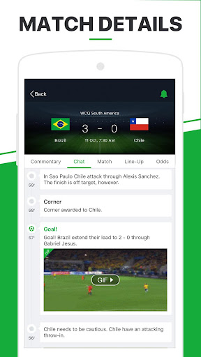 All Football GO-  Live Score,Games Apk apps 4