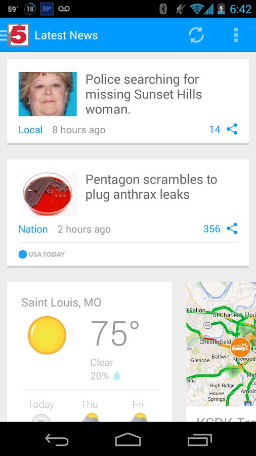 KSDK - screenshot