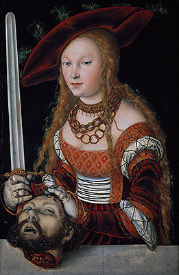 Photo: Judith with the Head of Holofernes, c.1530