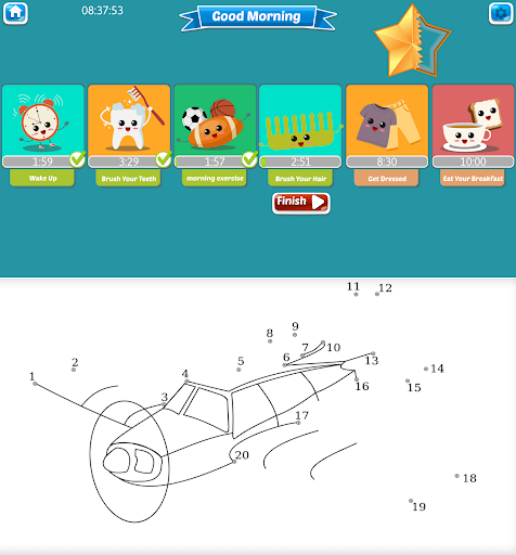 Kids Educational Games: Preschool and Kindergarten 2.6.0 Screenshots 3