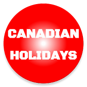 Canadian Holidays 2016