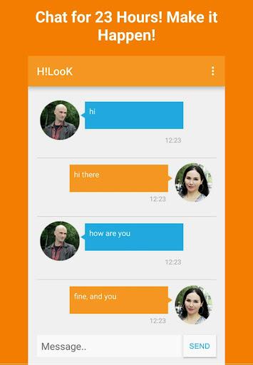 玩免費遊戲APP|下載H!LooK - Dating app不用錢|硬是要APP