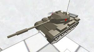 62式軽戦車(WZ-131) ディティールちょいアップ版