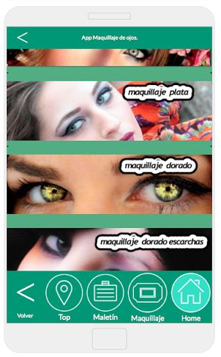 免費下載遊戲APP|Maquillaje de ojos bonitos. app開箱文|APP開箱王