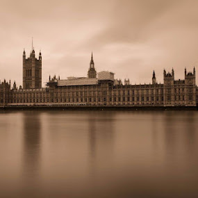 Palace of Westminster, London by Katarzyna Najderek - Buildings & Architecture Public & Historical
