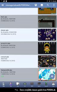 VGBAnext – GBA / GBC / NES Emulator 6.1 PAID 10