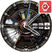 OilCanX2-Quantum watch face