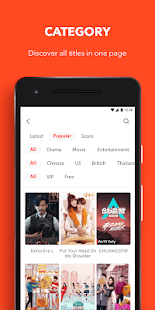 App WeTV - TV Series, Movies & More APK for Windows Phone