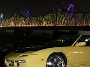 180SX RPS13のカスタム事例画像 新潟まっつ〜Class of Yellow-黄組さんの2020年07月07日19:51の投稿
