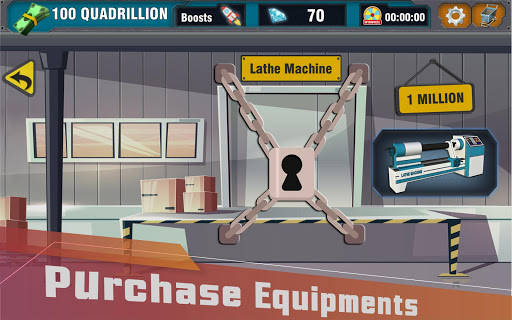 Factory Tycoon : Idle Clicker Game 0.4 screenshots 14