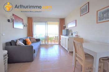 Appartement 3 pièces 45,18 m2