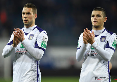 Dejan Joveljic is bijzonder lovend over Anderlecht