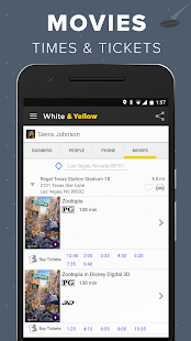 White & Yellow Pages- screenshot thumbnail