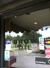 Photo: Brow Oil in Braintree, MA proudly displaying their BBB Accreditation.