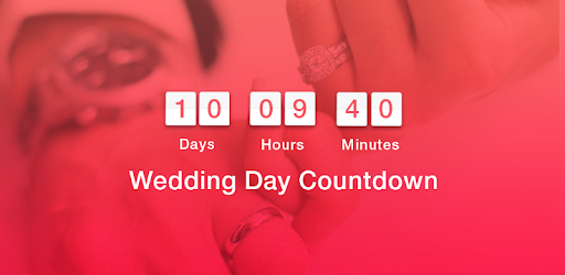 Wedding Day Countdown A Wedding Countdown App Apps On