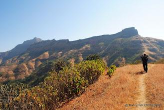 Photo: To Torana ....Rajgad is behind