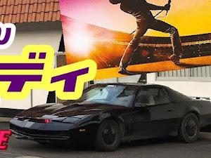 ポンティアック・トランザム  88年型ファイヤーバードトランザム GTA ナイト2000コンプリートカーのカスタム事例画像 のりたまナイトさんの2018年12月25日00:57の投稿