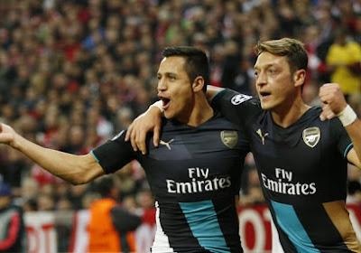 Sanchez et Özil, partis pour rester à Arsenal