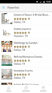 Wedding Planner - The Knot- screenshot thumbnail