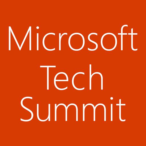 Microsoft Tech Summit Japan 商業 App LOGO-硬是要APP