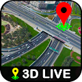 Live Earth Map 2019: Global Satellite, Street View APK