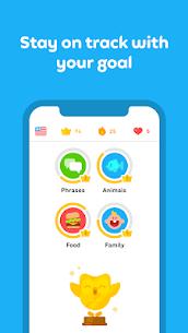 Tải Duolingo Plus – Phần mềm học tiếng Anh Mod mở khóa miễn phí 6