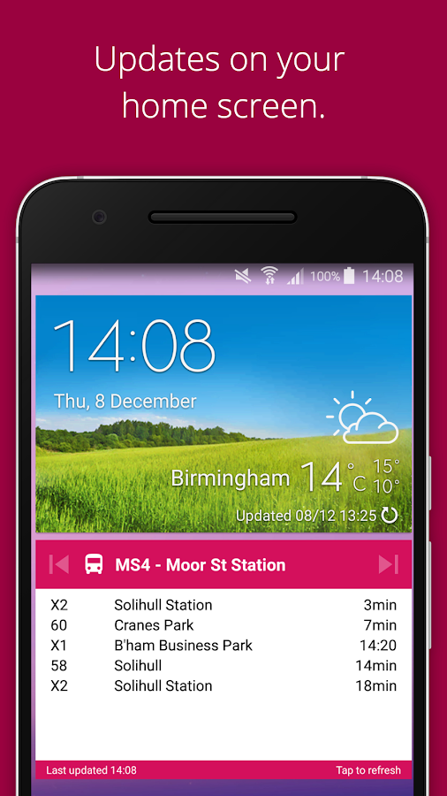 UK Bus Checker Free Live Times- screenshot