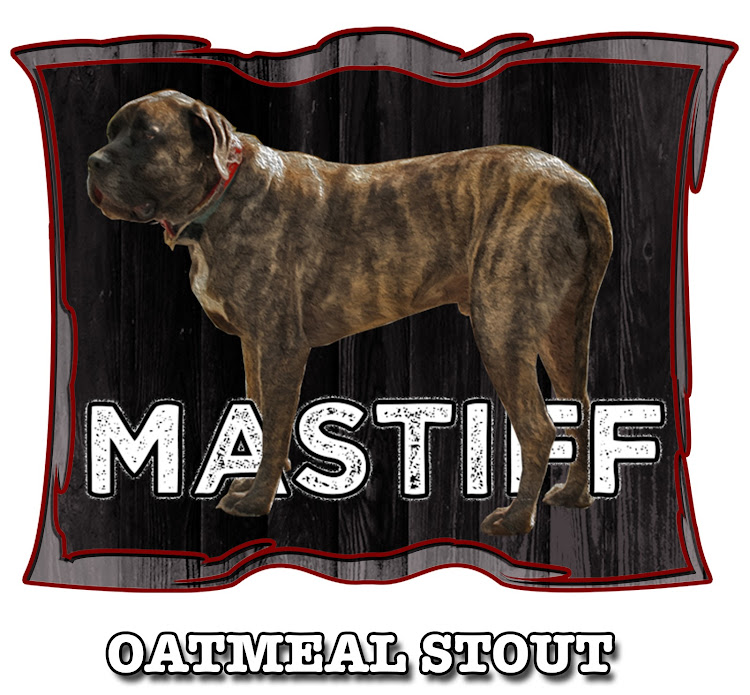 Logo of Railhouse Mastiff Oatmeal Stout