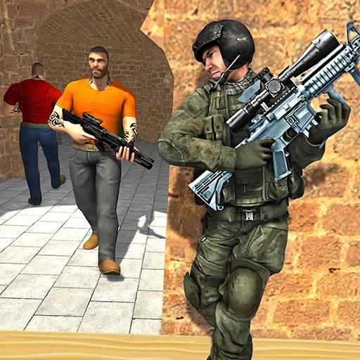Missão de Tiro Antiterrorista 2020