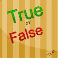 True or False - New version download