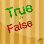 True or False - New version 1.2.6