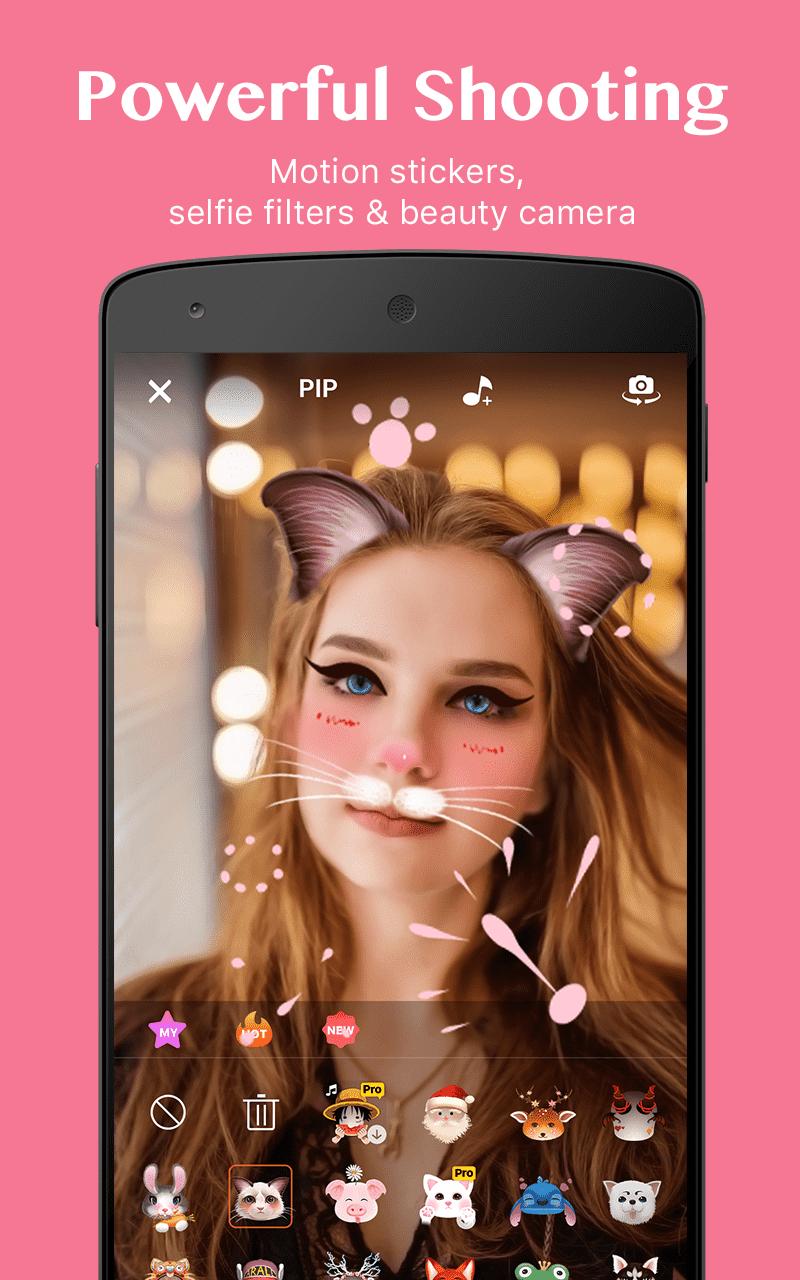 VideoShow-Video Editor, Video Maker, Beauty Camera Screenshot 4