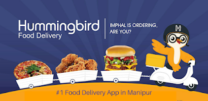 Hummingbird Food Delivery - Food Ordering App - Free Android