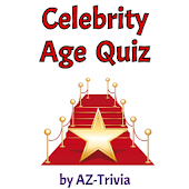 Celebrity Guess Their Age Quiz