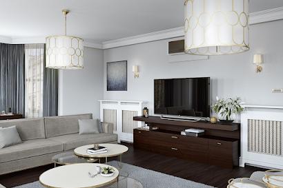 Prince of Wales Terrace Apartments, Kensington