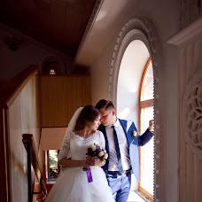 Wedding photographer Alevtina Shvidkova (Shvidkova). Photo of 11.09.2016