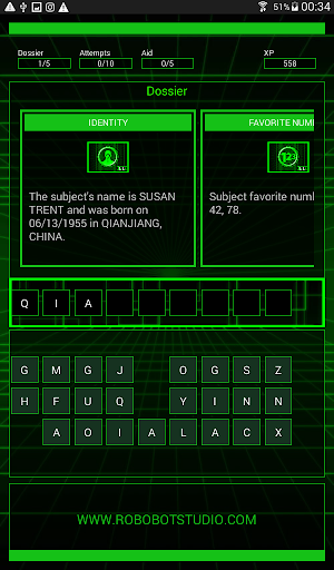HackBot Hacking Game for Android apk 13