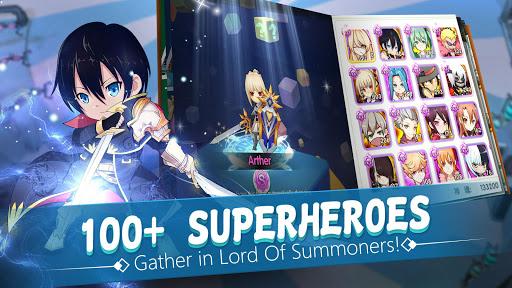 Lord of Summoners-Genesis 1.2.8 screenshots 2