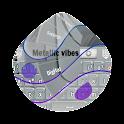 Metallic vibes GO Keyboard icon