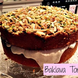 Baklava Torte
