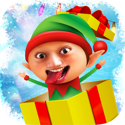 Elf Myself - Make Me Elf Icon