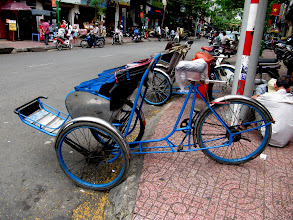 Photo: Year 2 Day 28 -  A Cyclo