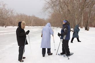 Photo: Winter photo forayers