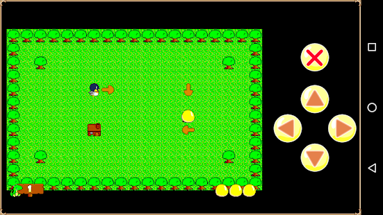 Puzzle game THE EGG - náhled