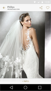 PRONOVIAS- screenshot thumbnail