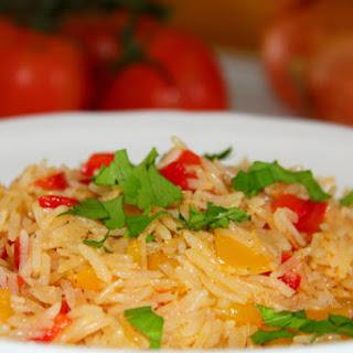 Nandos Portuguese Rice (Copycat Recipe) Recipe