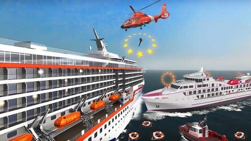 Ship Simulator Cruise Ship Games screenshot 4